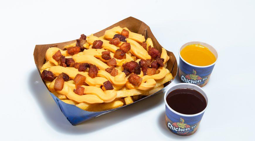 Chicke-in batata cheddar bacon