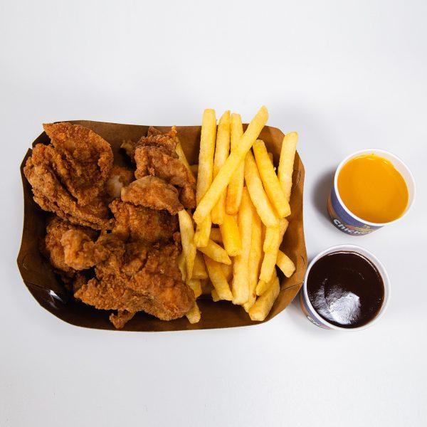 Chicken-in feito em casa