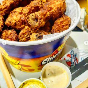 Chicken-in, muito sabor