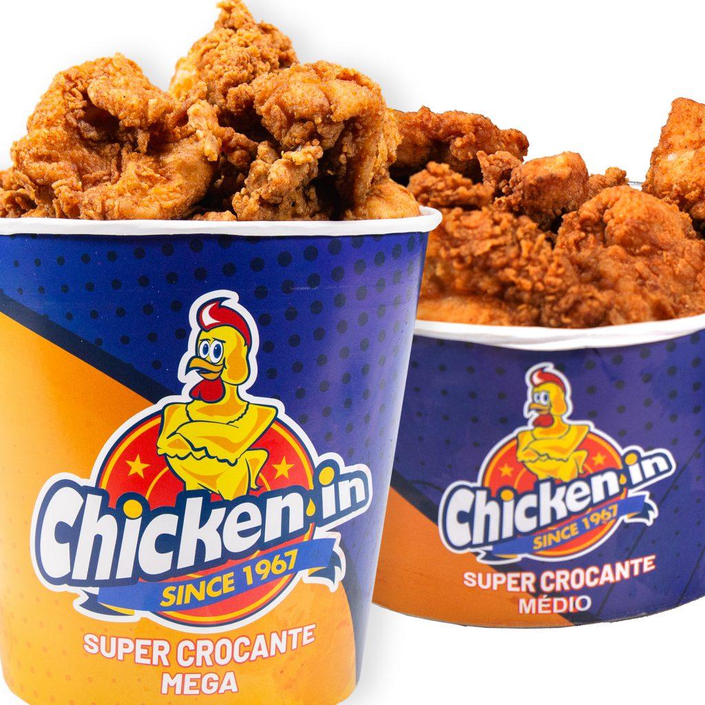 Chicken-in Baldes