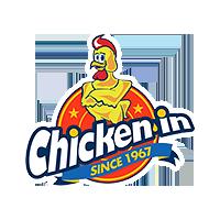 Chicken-in Logo