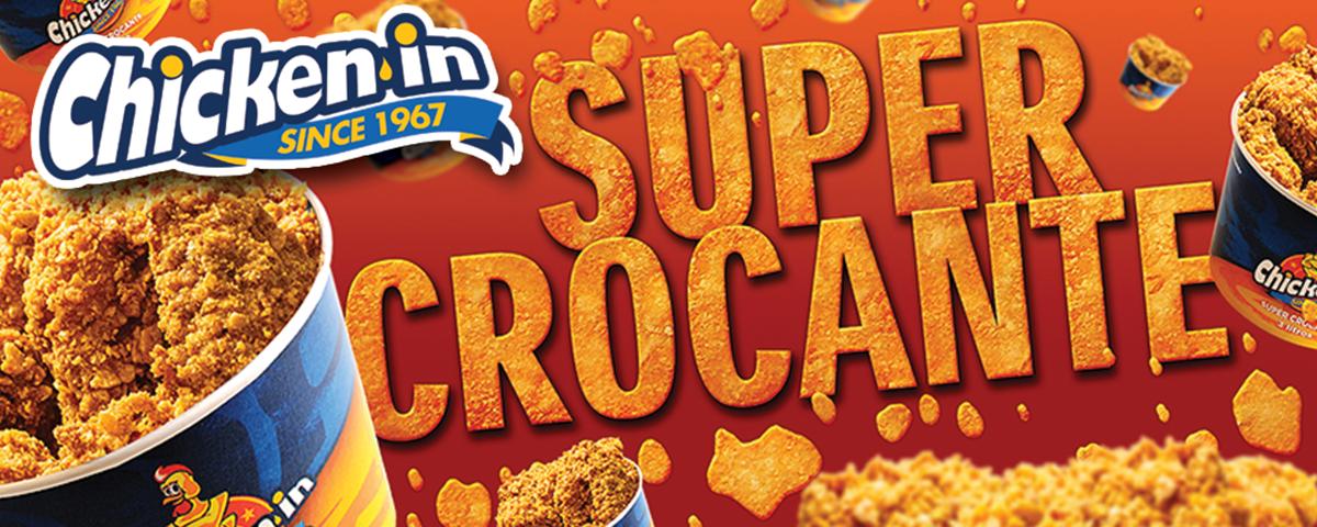 CHICKEN-IN Frangos Super Crocantes